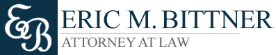 Eric M. Bittner Attorney at Law Header Logo